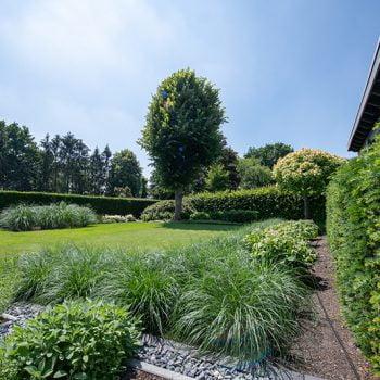 Tuin architectuur Lummen