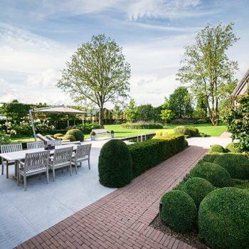 Tuin ontwerp Lommel